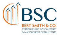 Bert Smith & Co. logo